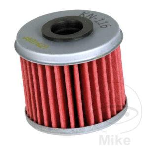 filtro olio kn116 per honda crf