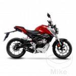 SILENCER SBK CARBON LV-ONECOMPLETE 1/1 EVO Honda CB 125 R Neo Sports Cafe ABS 2018