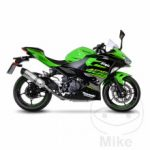 SILENCER SBK STAINLESS STEEL LV-ONESlip On Evo Kawasaki Z 400 D ABS 2019