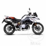 SILENCER SBK CARBON LV-ONESlip On Evo BMW F 850 850 GS ABS DTC 2019