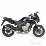 TERMINALE LEOVINCE SBK INOX LV ONE IISLIP ON EVO 2 Honda CBF 600 N 2005