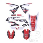 SET ADESIVI DREAM 4 BLACKBIRD RACING Gas Gas Gas Gas EC 125 2010
