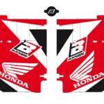 Adesivi Feritoie Radiatore HONDA CRF 250 14-17