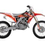 Kit Adesivi Dream 4 HONDA CRF 250 14-17 / 450 13-16