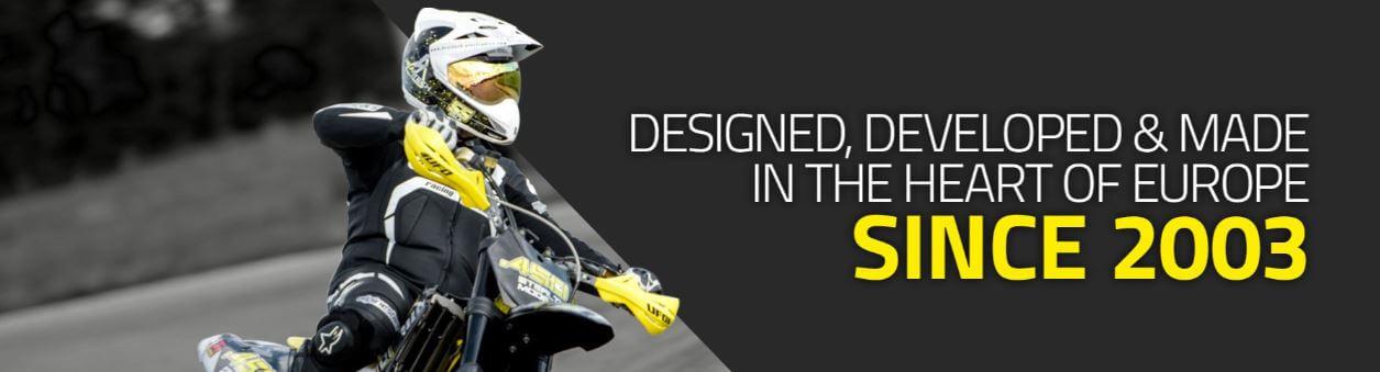 banner healtech hotgear moto parts